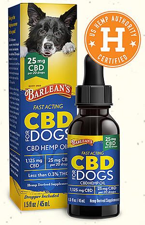 CBD for Dog with HA-1