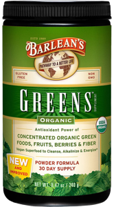 Greens Family bottle