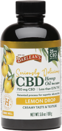 SD CBD 5.6oz Lemon Drop FG-10200 LA 00048-01 Bottle 72dpi web