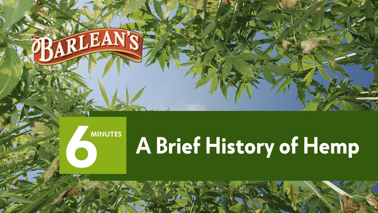 History of Hemp Thumbnail