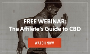 Webinar: Athlete's Guide to CBD